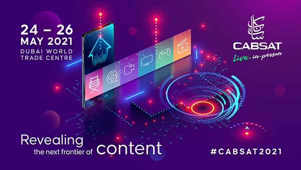 CABSAT - Book a Stand